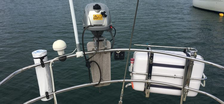 Replacing the danbuoy