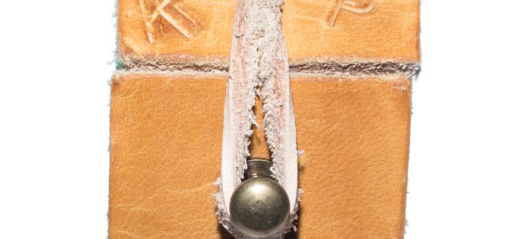 Leathercraft – Bracelet