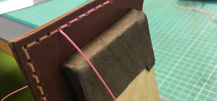 Leathercraft – Card wallet