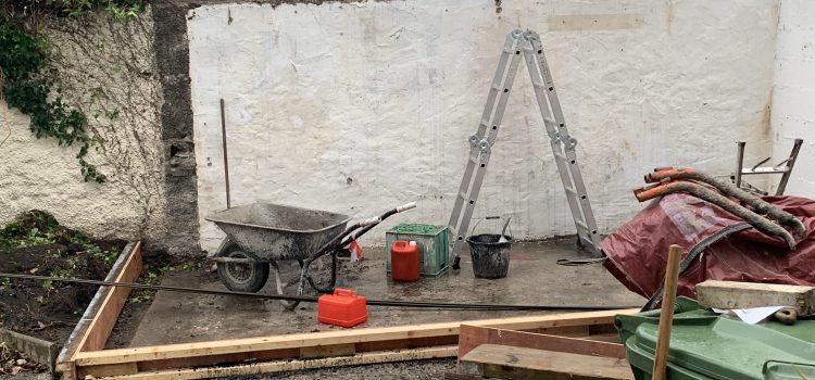 Renovating the studio: part 3