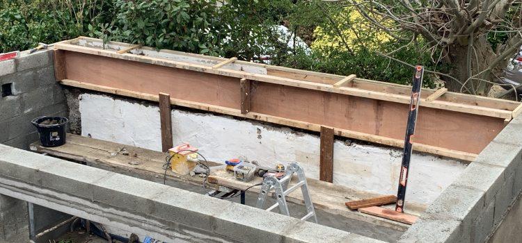 Renovating the studio: part 8