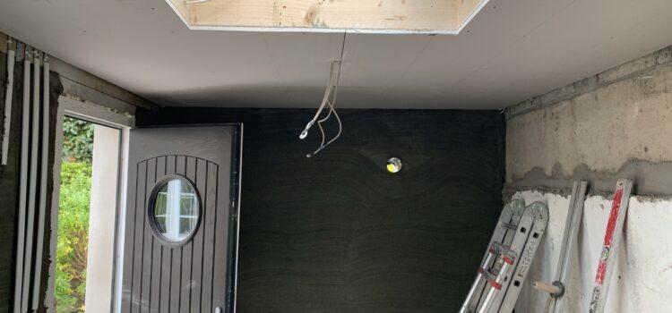 Renovating the studio – part 17