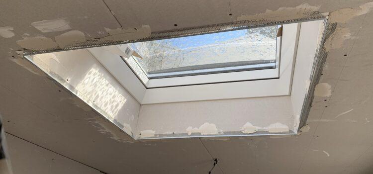 Renovating the studio – part 20